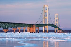 Mackinac Bridge - Michigan