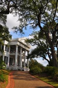 Natchez Mississippi - Antebellum Home