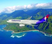 Hawaiian Airlines A330 (Image: Hawaiian Airlines)