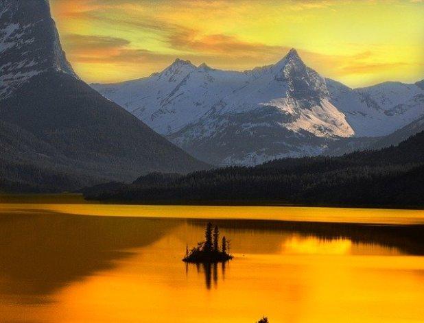 Glacier Bay, Alaska - Image by Gidon Pico