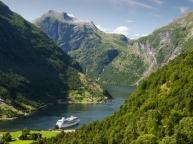 Cruise Ship - Glacier Bay Alaska