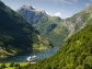 Cruise Ship - Glacier Bay Alaska