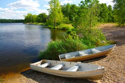 Wisconsin Lake Boats