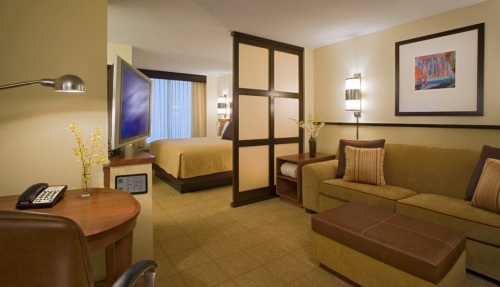 Hyatt Place Guest Room