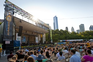 Petrillo Music Shell. Photo Credit: City of Chicago