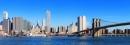 New York Skyline - Brooklyn Bridge
