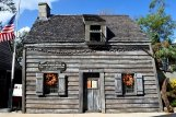 Oldest Wooden Schoolhouse remaining in the U.S.