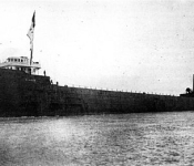SS Cyprus - Photo credit: The Great Lakes Shipwreck Historical Society