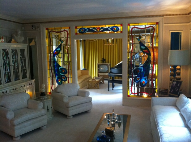 Graceland lounge room and sitting area - Photo credit Jason Dutton-Smith