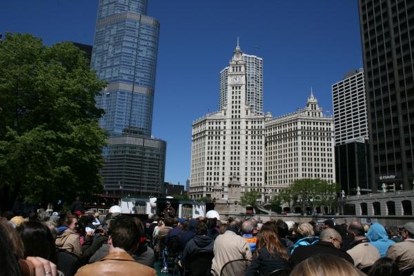 Chicago Architecture Cruise - First Lady Cruises - Photo Credit Jason Dutton-Smith