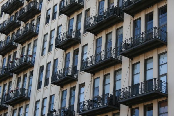 Balconies of design - Photo Credit Jason Dutton-Smith