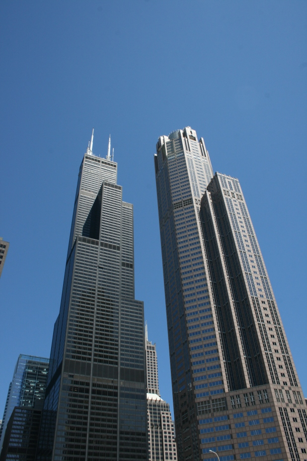 Willis Tower (formerly Sears Tower) - Photo Credit Jason Dutton-Smith