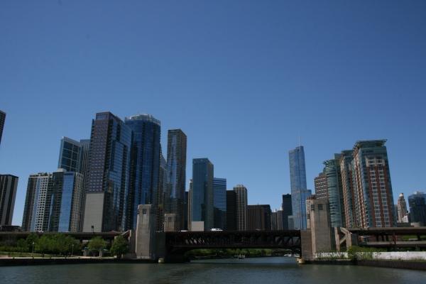 Chicago City Skyline - Photo Credit Jason Dutton-Smith