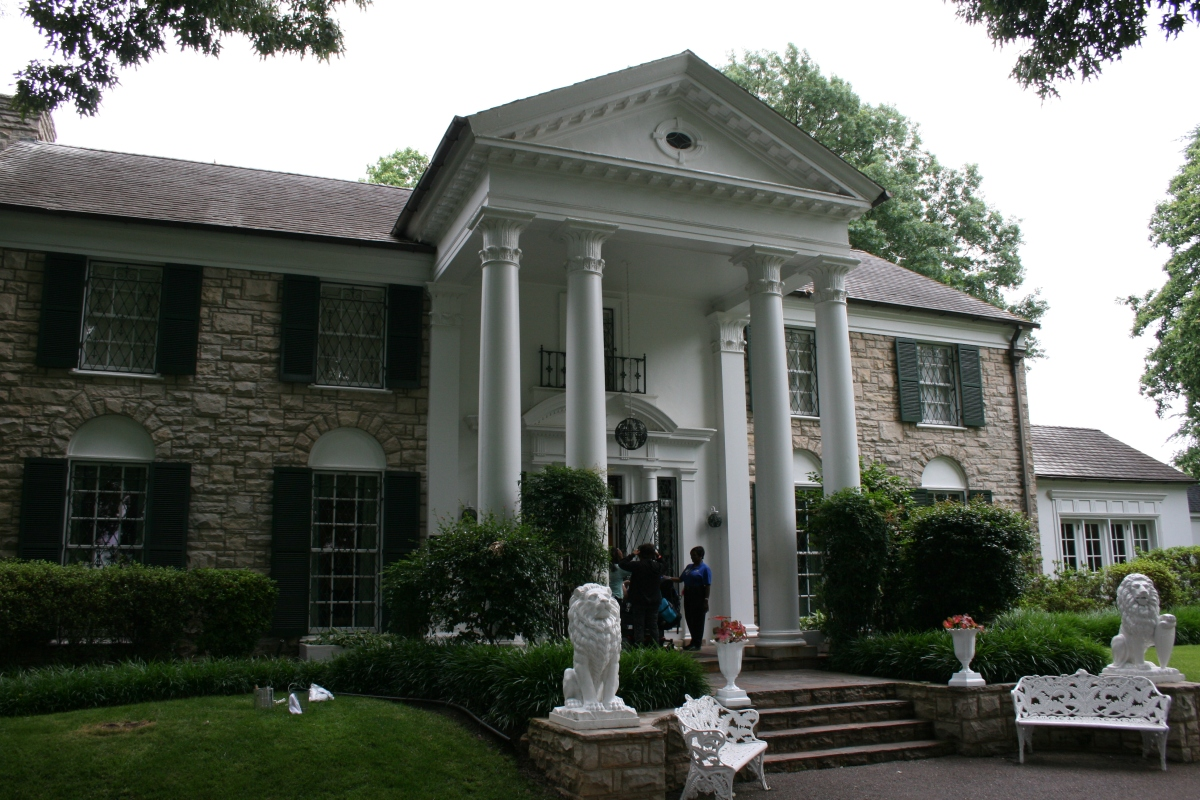 Elvis Presley Graceland - An Historic Treasure