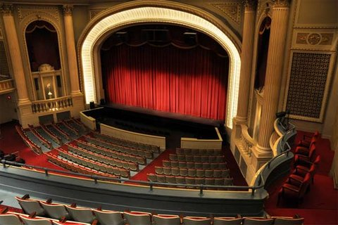 Historic Grand Theatre Wausau - Image courtesy of Grand Theatre