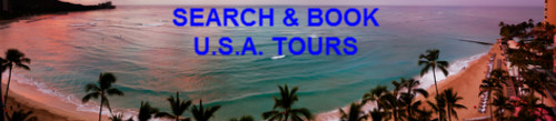 Search and Book American Tours  Here Today.