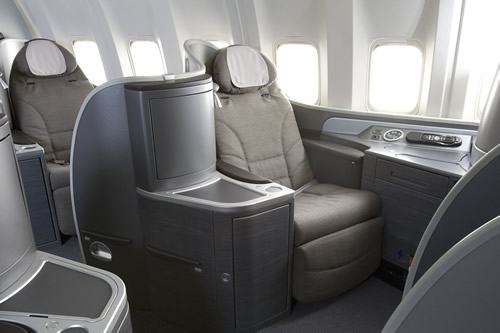 United Airlines Global First Class