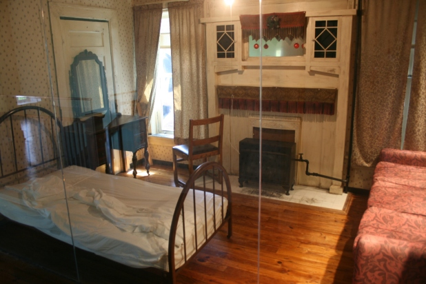 James Earl Ray boarding house room
