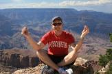 Grand Canyon - Quite meditation on top of God's natural wonder.