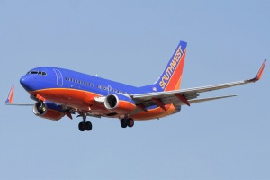 Southwest Airlines in-flight