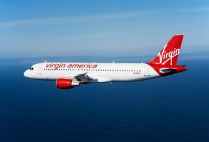 Virgin America in-flight