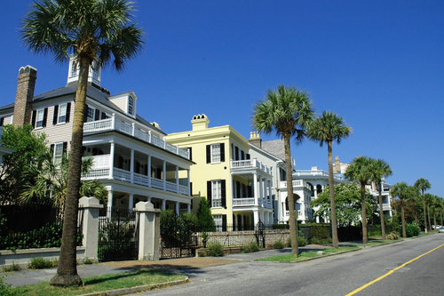 Charleston South Carolina Antebellum Homes