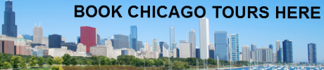 Search and book Chicago tours and activities here.