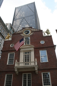 Old State House - Downtown Boston