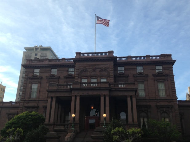 Pacific Union Club - Visited by Beauchamp Day - 1000 California Street
