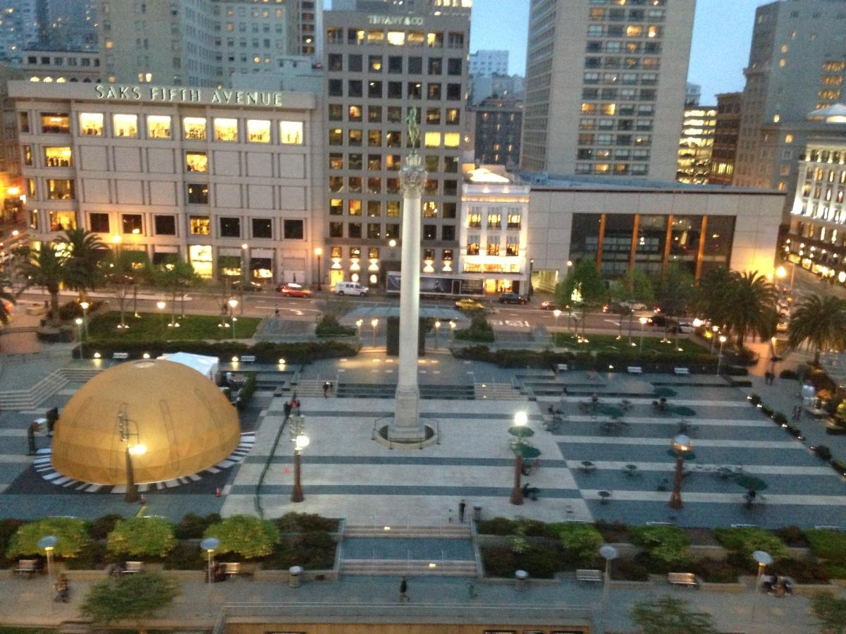 Union Square , San Francisco - A Comprehensive Travel Guide