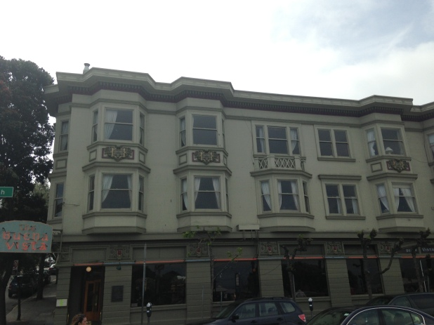 Buena Vista - 2765 Hyde Street near Fisherman's Wharf. Where Mary Ann Singleton drank on arrival to San Francisco.