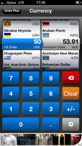 Units Plus Currency Converter