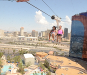 Voodoo Zipline - Las Vegas (photo courtesy of VooDoo Zipline)