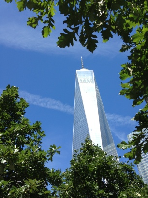 World Trade Centre, New York City. Image: Jason Dutton-Smith