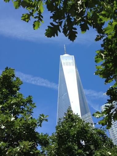 World Trade Centre, New York City. Image: Jason Dutton-Smith