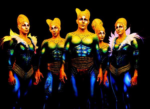 Cirque du Soleil KA - Photo credit: Norman Jean Roy