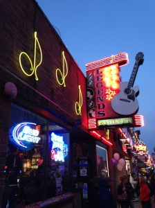 Legends Corner country music bar - Nashville, Tennessee