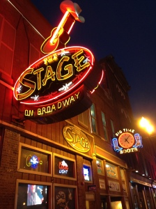 The Stage on Broadway - Nashville, Tennessee