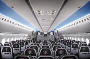 American Airlines economy