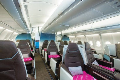 Hawaiian Airlines Business Class
