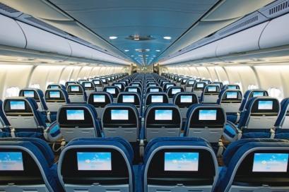 Hawaiian Airlines economy class