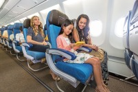 Hawaiian Airlines extra legroom seats