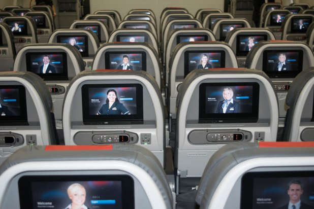 American Airlines Economy Cabin (Image: Jason Dutton-Smith)