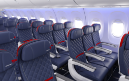 Delta Airlines Main Cabin (Image: Delta Airlines)