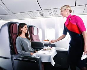 Qantas A380 Business Class Seat