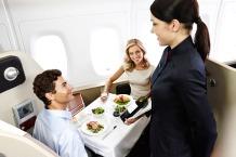 Qantas A380 First Class