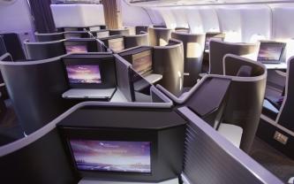 Virgin Australia Business Class