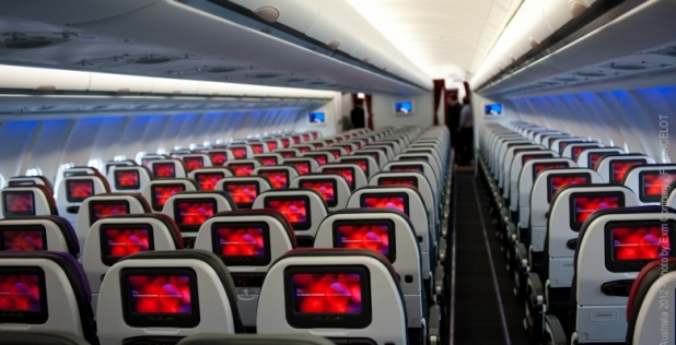 Virgin Australia 777 Economy
