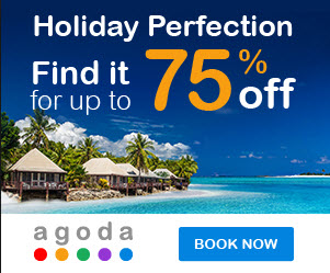 Cheap hotels available now with our partner Agoda.