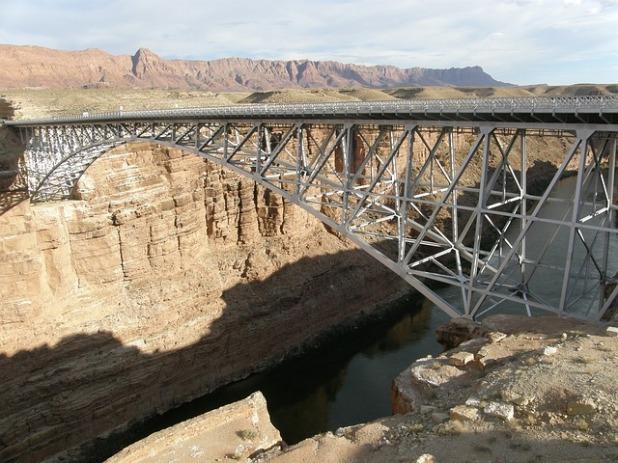 Navajo. Bridge, Arizona